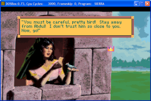 King quest2